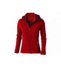 Куртка софтшел 'Langley' женская, красный