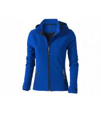 Куртка софтшел 'Langley' женская, синий