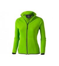 Куртка флисовая 'Brossard' женская, зеленое яблоко