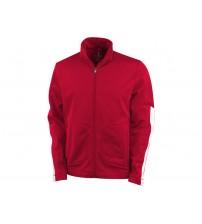 Куртка 'Maple' мужская на молнии, красный