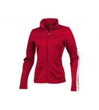 Куртка 'Maple' женская на молнии, красный