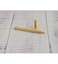Ручка гелевая 'Перикл' в подарочной коробке, золотистый