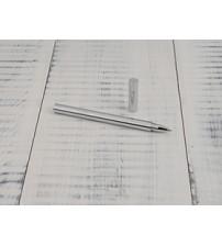 Ручка гелевая 'Перикл' в подарочной коробке, серебристый