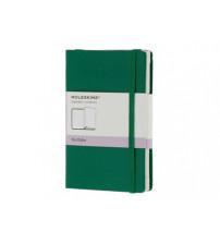 Папка Moleskine Portfolio (с кармашками), Pocket (9х14см), зеленый