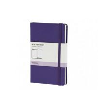 Папка Moleskine Portfolio (с кармашками), Pocket (9х14см), фиолетовый