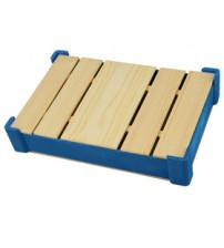 Коробка под ежедневник (без ложемента для ручки), синий