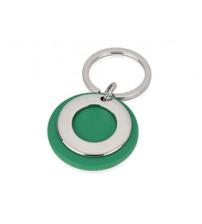 Брелок 'Корал-Спрингс', зеленый/серебристый