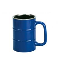 Кружка 'Баррель' 400мл, синий