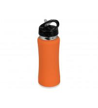 Бутылка спортивная 'Коста-Рика' 600мл, оранжевый