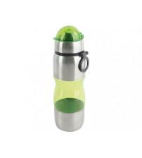 Бутылка спортивная 'Движение' 650мл, зеленый
