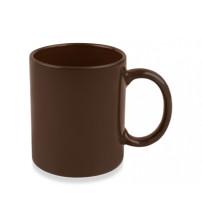 Кружка 'Марго' 320мл, коричневый
