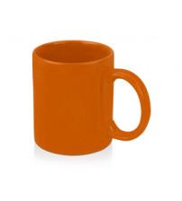 Кружка 'Марго' 320мл, оранжевый