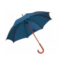 Зонт трость 'Palmire', механический 23', темно-синий