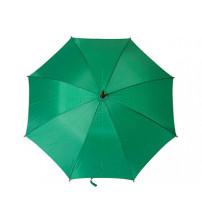 Зонт-трость 'Радуга', зеленый