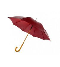 Зонт-трость 'Радуга', бордовый