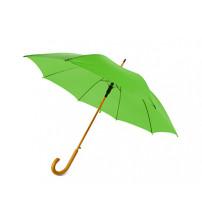 Зонт-трость 'Радуга', зеленое яблоко