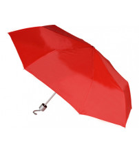 Зонт складной механический 'Сан-Леоне', красный