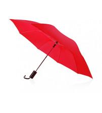 Зонт складной 'Андрия', ярко-красный