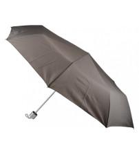 Зонт складной механический 'Сан-Леоне', серый